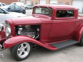 32 ford Cupe