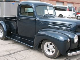 46 Ford Pick Up