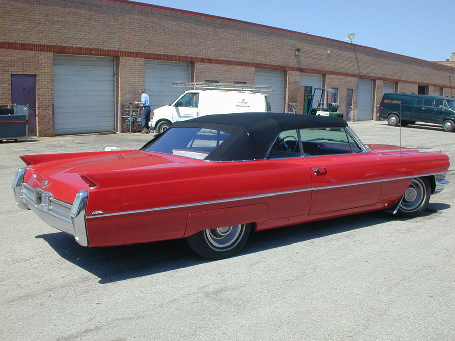 Red64Caddy